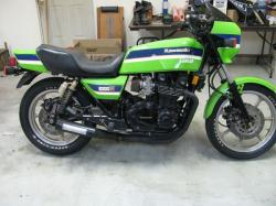 Kawasaki Z450 LTD (reduced effect) 1984 #4
