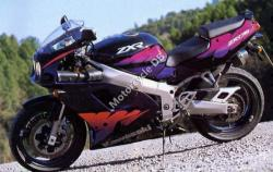 Kawasaki ZXR750R (reduced effect) 1992
