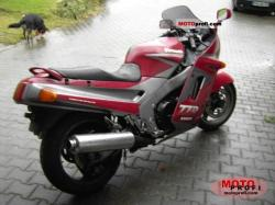 Kawasaki ZZR1100 (reduced effect) 1990