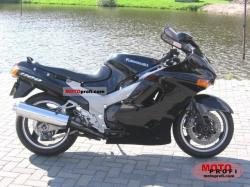 Kawasaki ZZR1100 (reduced effect) 1992 #2