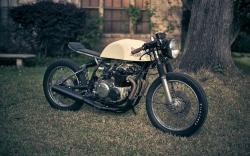 Kinetic Motorcycles #4