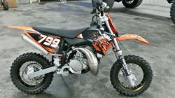 KTM 50 SX Junior 2009 #9