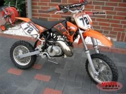 KTM 50 SX Junior 2009 #11
