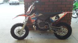 KTM 50 SX Junior 2009 #3