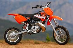 KTM 50 SX Junior 2009 #5
