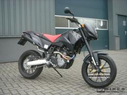 KTM 640 Duke II Black 2005 #10