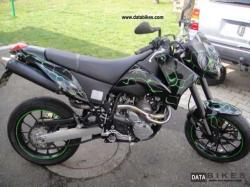 KTM 640 Duke II Black 2005 #13
