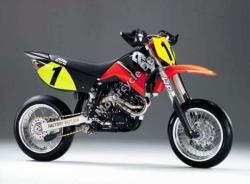 KTM 660 Supermoto Factory Replica 2003