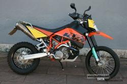 KTM 950 Super Enduro R 2008 #11