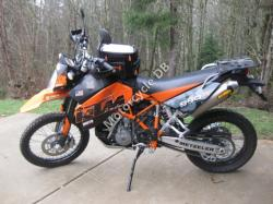 KTM 950 Super Enduro R 2008 #13