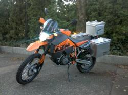 KTM 950 Super Enduro R 2008 #4