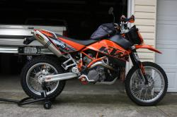KTM 950 Super Enduro R 2008 #7