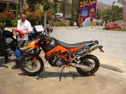 KTM 950 Super Enduro R 2008 #8