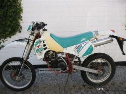 KTM Enduro 600 LC 4 Competition 1991