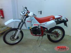 KTM Enduro 600 LC 4 (reduced effect) 1988
