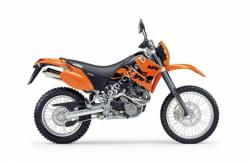 KTM LC4 620 Super Competition 2001