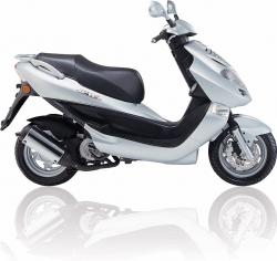 Kymco Bet and Win 125 #9