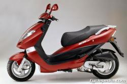 Kymco Bet and Win 125 2004