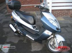 Kymco Bet and Win 125 2004 #2