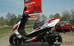 Kymco Bet and Win 125 2004 #5