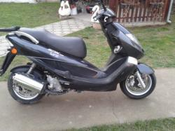 Kymco Bet and Win 125 2004 #6