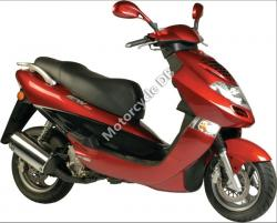Kymco Bet and Win 125 2007