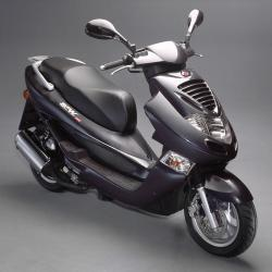 Kymco Bet and Win 125 2007 #9