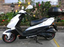 Kymco Bet and Win 125 2007 #4