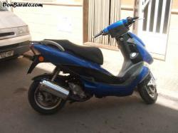 Kymco Bet and Win 125 2007 #6
