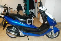Kymco Bet and Win 125 2007 #7