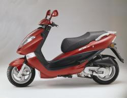 Kymco Bet and Win 125 #5