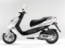 Kymco Bet and Win 125 #6