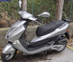 Kymco Bet and Win 125 #7