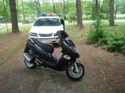 Kymco Bet and Win 150 2004 #2