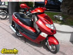 Kymco Bet and Win 150 2004 #4