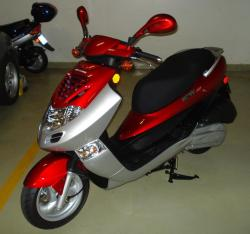 Kymco Bet and Win 2008 #3