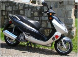 Kymco Bet and Win 250 2005 #4