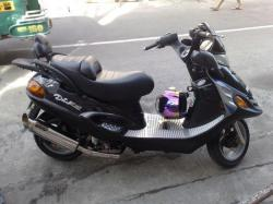 Kymco Dink / Yager 150