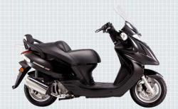 Kymco Dink / Yager 150 2005 #10