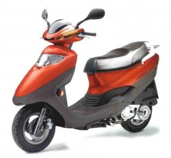 Kymco Dink / Yager 150 2005 #11