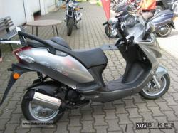 Kymco Dink / Yager 50 A/C