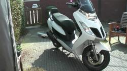 Kymco Dink / Yager 50 A/C 2005 #10