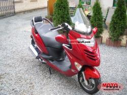 Kymco Dink / Yager 50 A/C 2005 #3