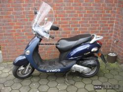 Kymco Dink / Yager 50 A/C 2005 #8