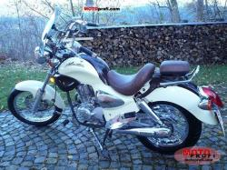 2003 Kymco Hipster 125