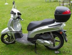 Kymco People S 125 2007