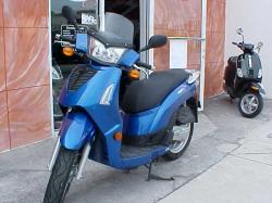 Kymco People S 200 2007 #11