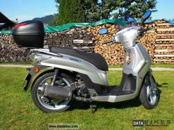 Kymco People S 200 2007 #5