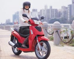 Kymco People S 200 2010 #2