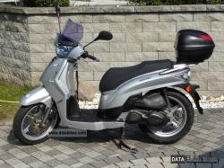 Kymco People S 200 2010 #5